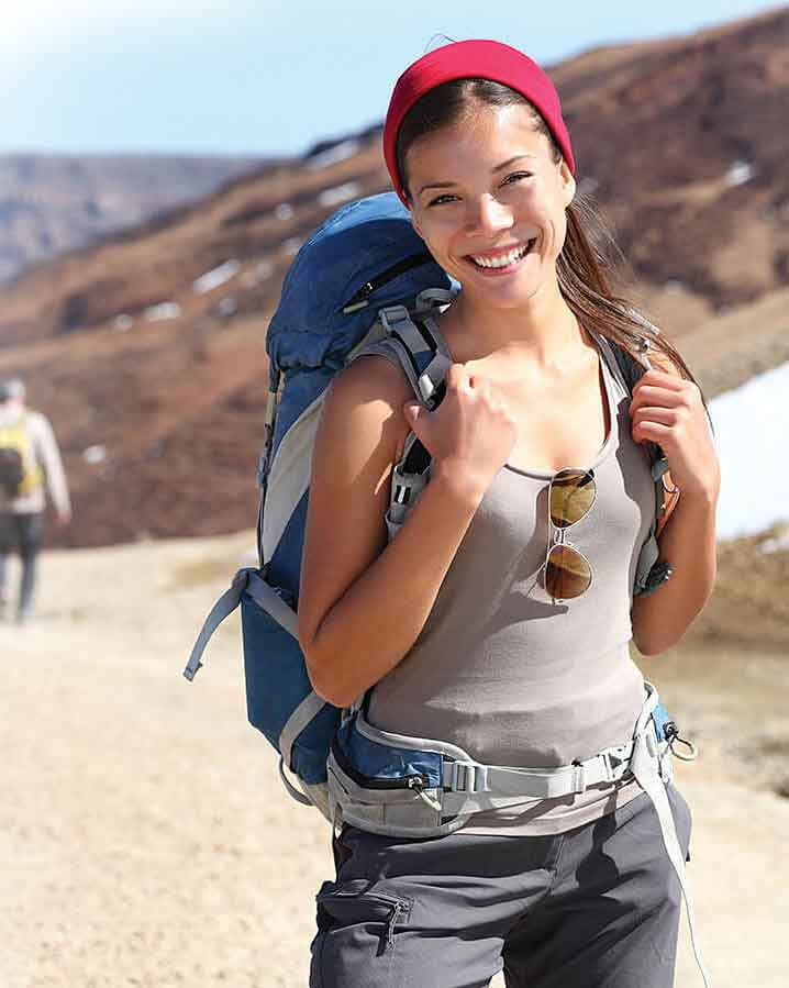 Backpacker Safety